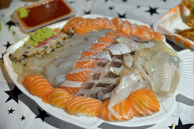 Food, Sashimi, Time, Food Photos, Delicious, Wasabi