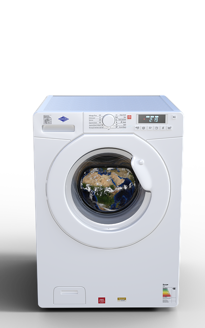 Washing Machine, Wash, Washing Drum, Drum, Globe