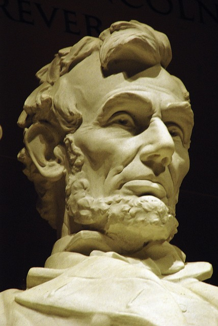 United States, Washington, Lincoln Memorial, Abraham