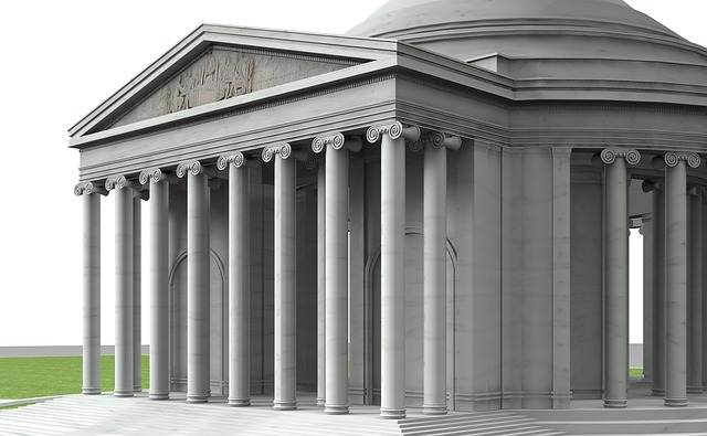 Thomas, Jefferson, Memorial, Washington, Architecture