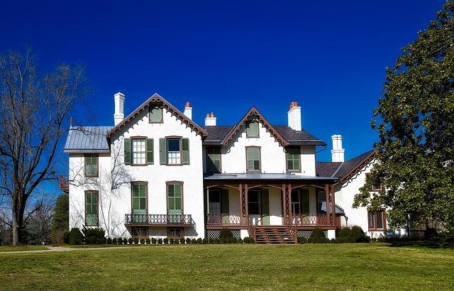 Abraham Lincoln, Summer Cottage, Washington Dc, C