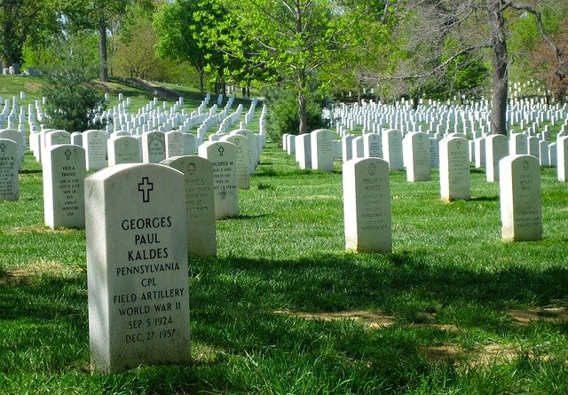 Arlington National Cemetery, Cemetery, Washington Dc