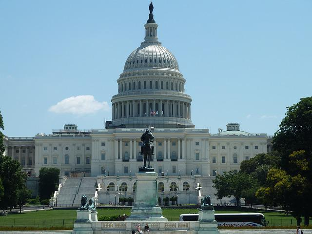 Us Capitol, Government, Washington Dc, Monument