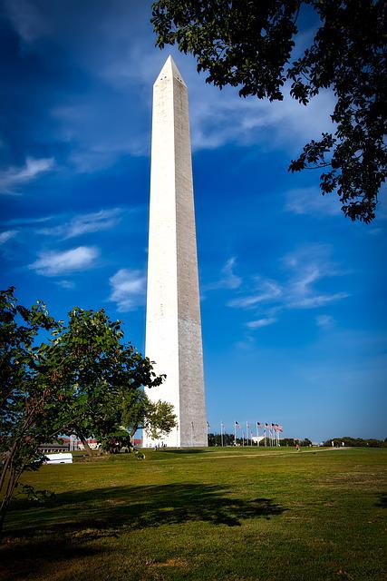 Washington Monument, Washington Dc, C, Architecture