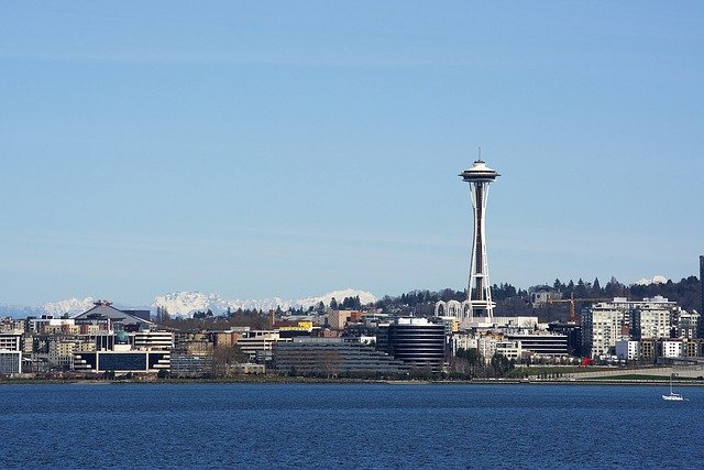 Seattle, Washington, Pnw, Travel, Waterfront