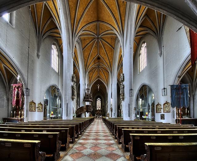 Wasserburg, Inn, Old Town, St Jacob's Church, Hdr