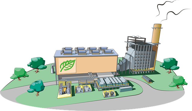 Factory, Electric Factory, Waste, Recycling, Recyclable