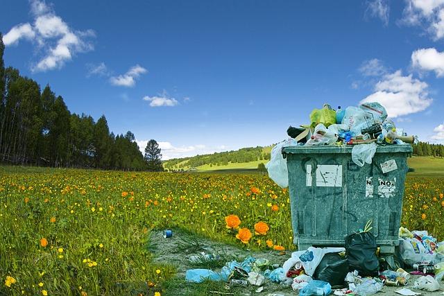 Pollution, Rubbish, Waste, Environment, Garbage