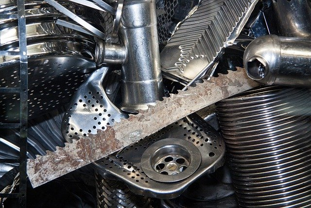 Steel, Scrap, Structure, Fund, Waste, Recycling
