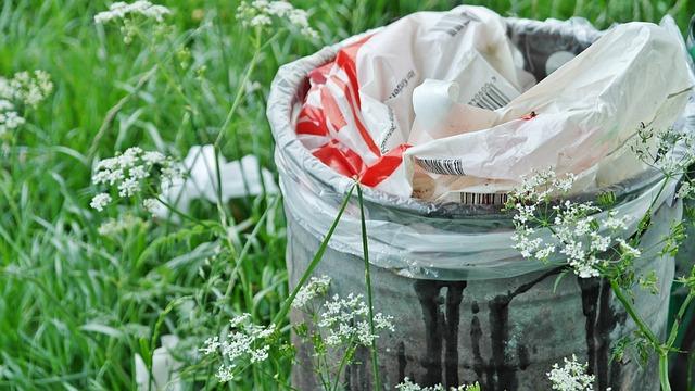 Garbage Can, Waste, Waste Bins, Recycle Bin, Garbage