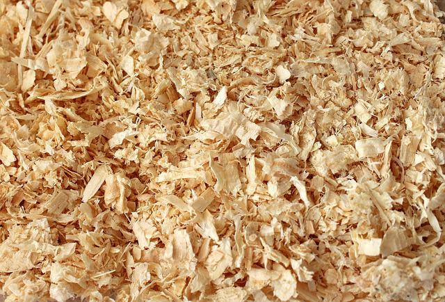 Sawdust, Wood, Waste, Shavings, Texture, Model, Dry