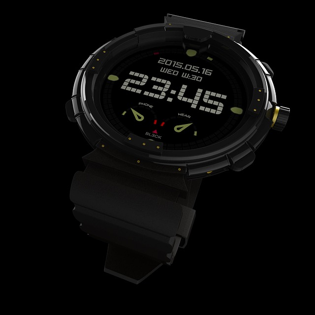 Watch, Digital, Exercise, Technology, Wireless, Smart