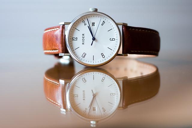 Analog Watch, Time, Watch, Wrist Watch, Classic