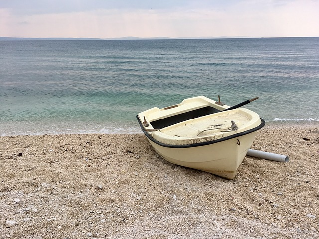 Boat, Water, Sea