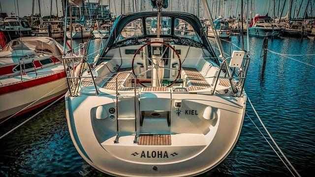 Powerboat, Boat, Yacht, Motor Yacht, Water, Port