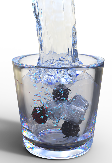 Water Glass, Give A, Water, Glass, Drink, Pour A