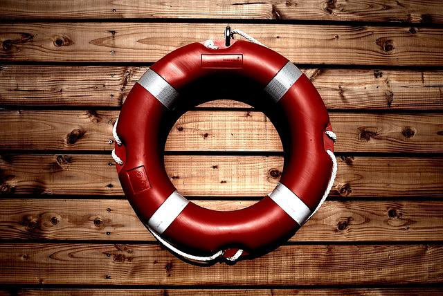 Lifesaver, Life Buoy, Safety, Rescue, Ring, Help, Water