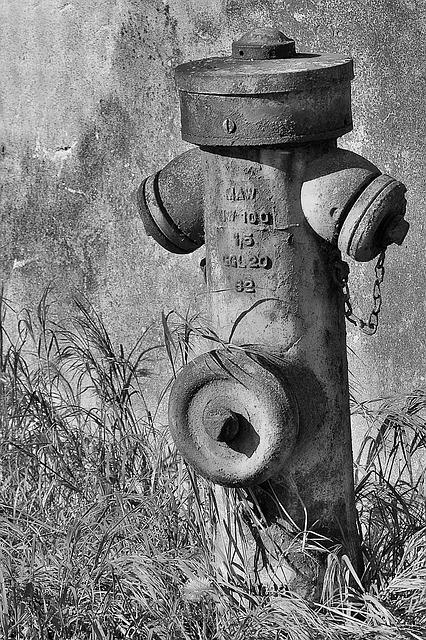 Hydrant, Old, Historically, Water Hydrant