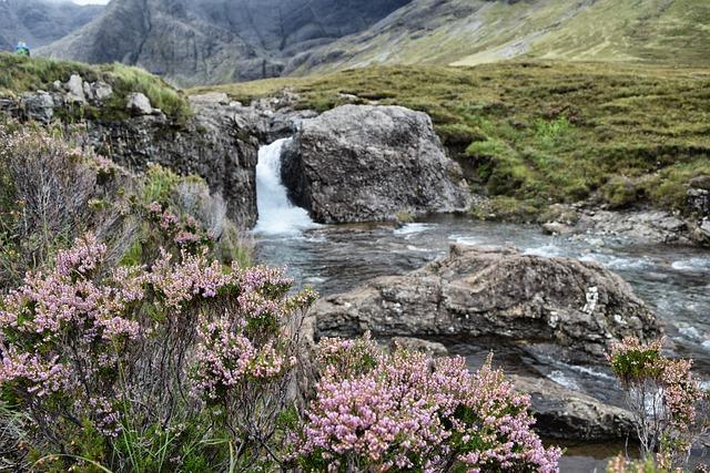 Nature, Water, Scotland, Isle Of Skye, Skye