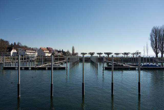 Lake Constance, Water, Port, Uhldingen, Mühlhofen