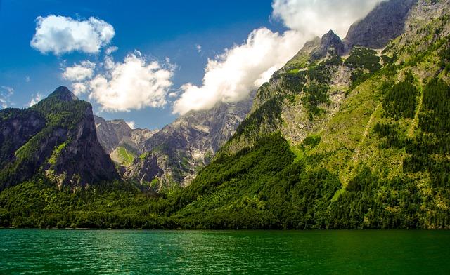 Germany, Koniegssee, Lake, Water, Nature