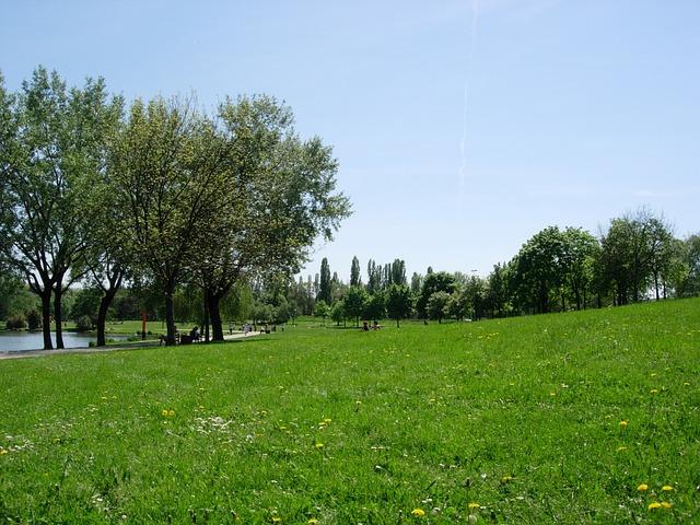 Landscape, Metz, Base, Leisure, Water
