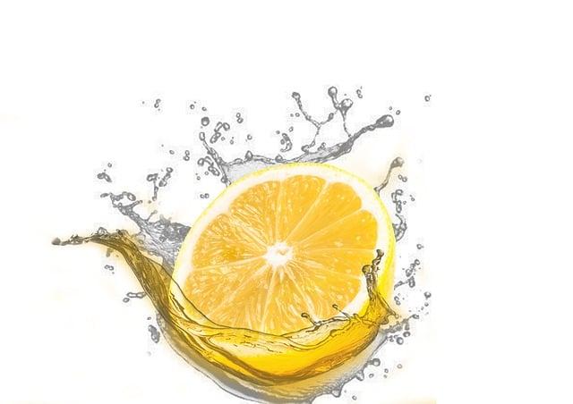 Lime, Lemon, Water