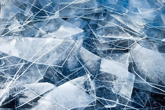 Ice, Ice Floe, Water, Winter, Nature, Snow, Arctic