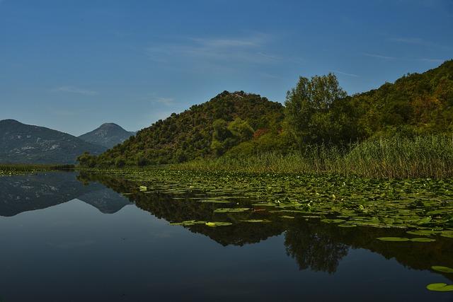 Water, Lake, Panoramic, Nature, Reflection, Landscape