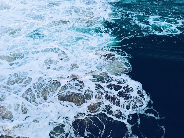 Ocean, Sea, Water, Waves, Tide, Pacific Ocean, Pacific
