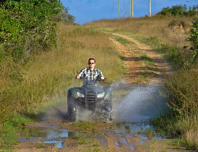 Splash, Country Roads, Country Boy, Outdoors, Water