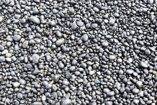 Pebbles, Rocks, Wet, Smooth, Shiny, Water, Zen, Natural