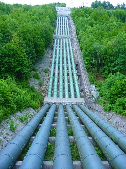 Water Pipe, Full Pipe Flowmeters