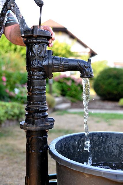 Garden Pump, Water Pump, Garden, Hand Pump, Pump