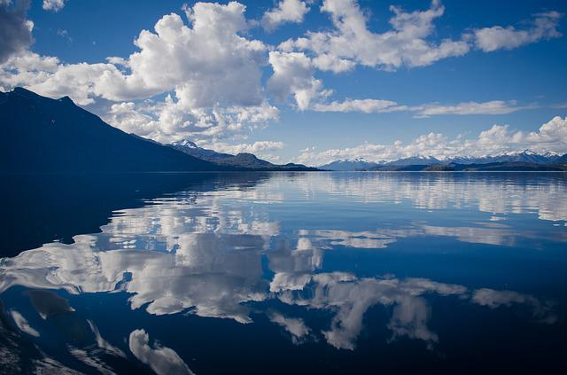 Lake, Water, Brightness, Reflection, Mirror, Sky