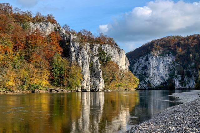 Danube Gorge, Danube, River, Landscape, Water, Rock