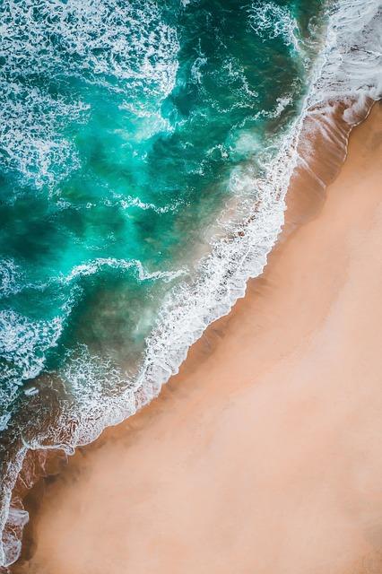 Seaside, Sea-shore, Beach, Sea, Sand, Ocean, Water