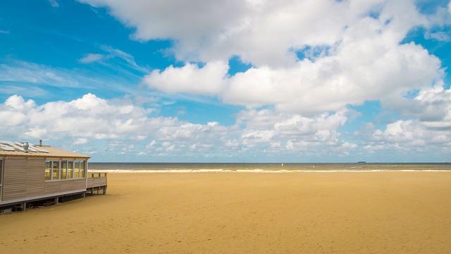 Sea, Beach, Water, Beautiful Beaches, The Hague
