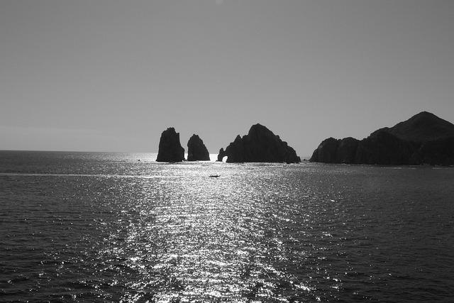Cabo San Lucas, Mexico, Ocean, Water, Rocks, Sea, Rock