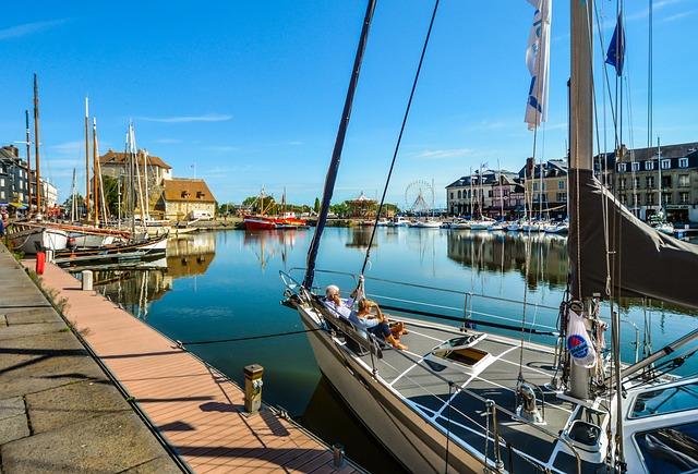 Water, Sea, Travel, Sailboat, Pier, Retire, Retirement