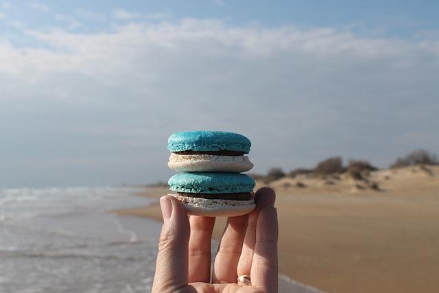 Water, Sky, Sand, Sea