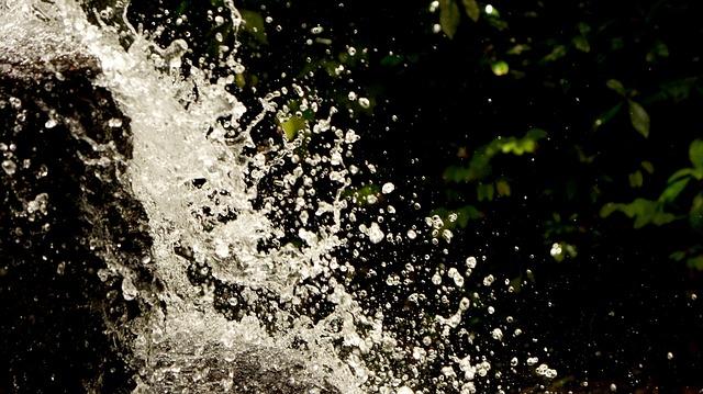 Water, Water Splash, Splash, River, Sprinkler
