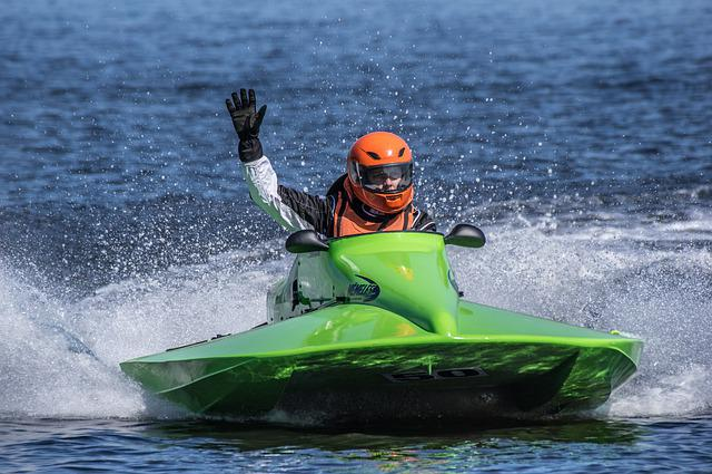 Race Car Driver, Water Sports, Motor Boat Race