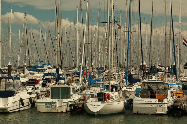 Port, Sail, Water, Boot, Sailor, Water Sports, Breskens