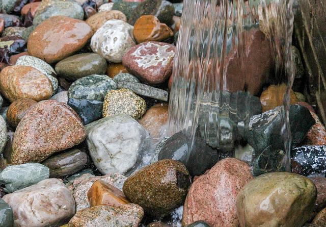 Water, Rocks, Nature, Food, Desktop, Stone, Rock