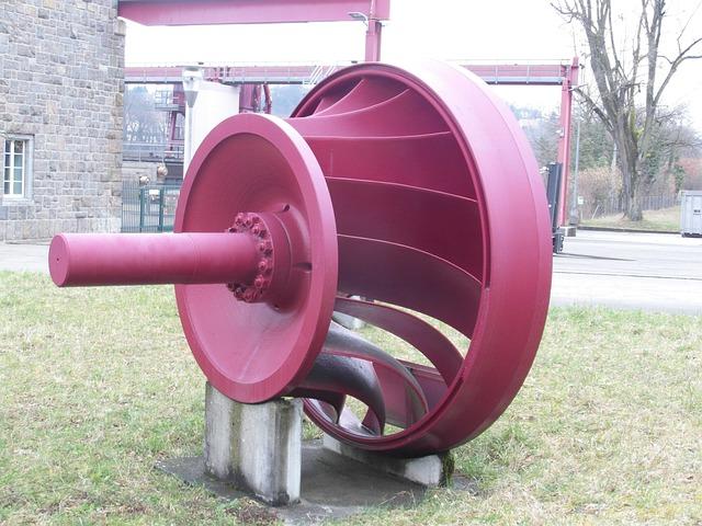 Water Power, Turbine, Energy, Water Turbine