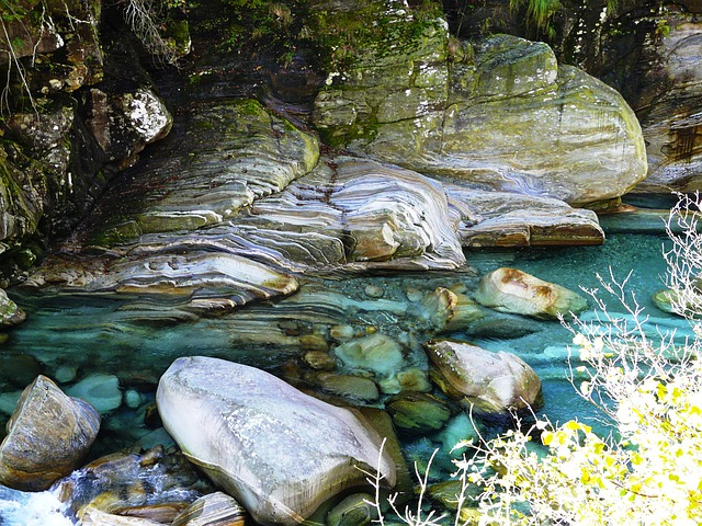 Verzasca, River, Water