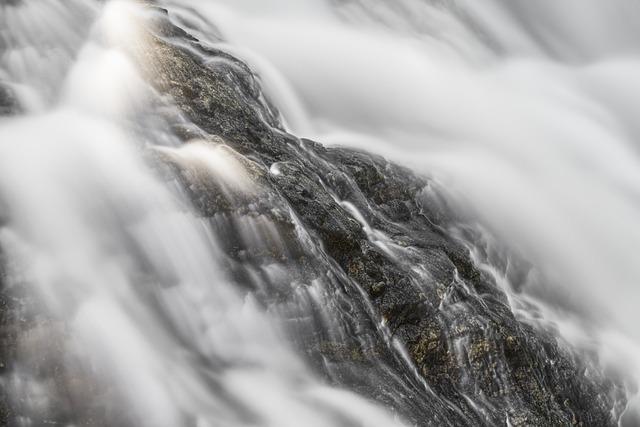 Waterfall, Water, Long Exposure, Nature, Waterfalls