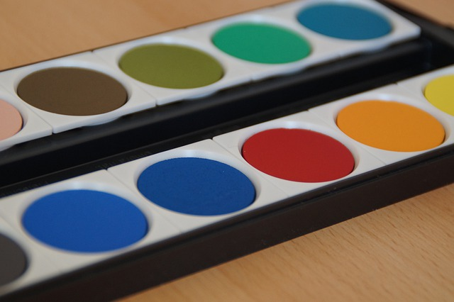 Paint Boxes, Watercolor, Color Palette, Paint, Painting