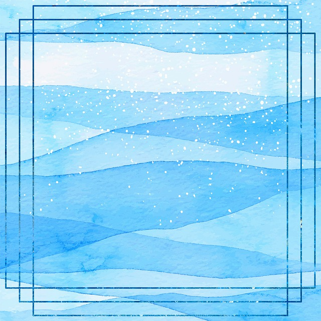 Watercolor Background, Blue, Watercolour, Texture